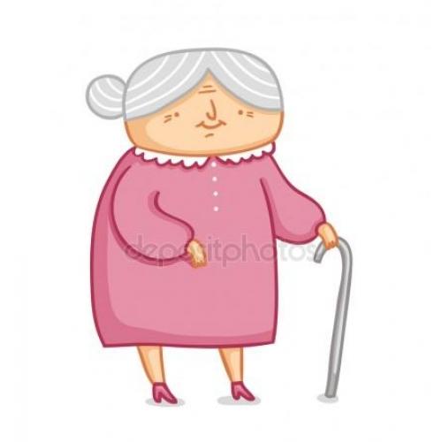 Подборка продукции для бабушек